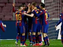 Barcelona este neînvinsă de 46 de ani cu Elche