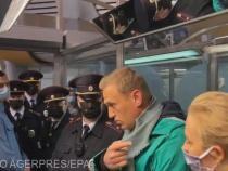 Federația Rusă răspunde CEDO privind eliberarea lui Aleksei Navalnîi: E impracticabil
