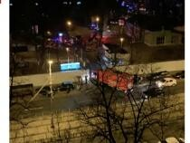 "foto antena 3/ intervenție incendiu ""Marius Nasta"""