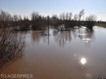 COD PORTOCALIU de inundații, COD GALBEN pe râuri din 16 județe