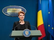foto gov.ro/ Lia Olguța Vasilescu, ministru PSD al Muncii