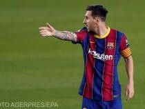 Lionel Messi, dublă pentru FC Barcelona în meciul cu Elche din La Liga - VIDEO