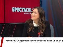 """Mirela Retegan readuce fenomenul """"Gașca Zurli"""" pe scenă și te învață cum să """"adopți"""" o mamă. Interviurile Spectacola și DC News"""