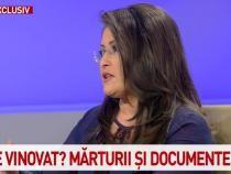 """Oana Zamfir: """"În ziua în care a ars spitalul, au venit și centralele. Corect?"""" Marinescu: Așa este"""