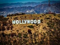 Panoul Hollywood, VANDALIZAT. Șase persoane arestate /  Sursă foto: Pixbay