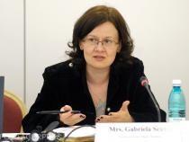 Procurorul general Gabriela Scutea, întâlnire cu însărcinatul cu afaceri al Ambasadei SUA. Discuţii despre combaterea corupţiei şi a criminalităţii organizate