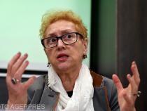 Renate Weber, explicație de ce nu a atacat la CCR Legea privind desfiinţarea pensiilor speciale pentru parlamentari. Nu a identificat un motiv de neconstituţionalitate