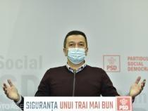 Sorin Grindeanu l-a atacat pe Voiculescu, în timpul moțiunii