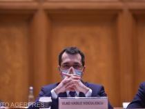 Ministrul Sănătăţii, Vlad Voiculescu