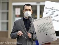 Vlad Voiculescu și-a făcut publică diploma de studii / Colaj +Foto Facebook Vlad Voiculescu