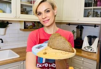 Anca Alungulesei recomandă pâinea care nu îngrașă printre preparatele-minune din Psiho-Dietă