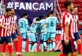 Atletico Madrid a pierdut avantajul considerabil față de celelalte formații din LaLiga
