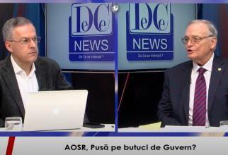 Răzvan Dumitrescu, întrebare cheie pentru Adrian Badea după ce i-a citit CV-ul: Asemenea oameni aveţi în Academia Oamenilor de Ştiinţă?
