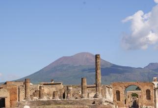 Descoperire fără precedent. Trăsură aproape intactă, în apropiere de Pompei / Foto cu caracter ilustrativ: Pixabay