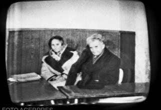 Soţii Nicolae şi Elena Ceauşescu au fost executaţi în decembrie 1989