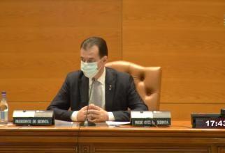 Parlamentarii AUR au plecat din plen