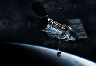 SPHEREx: NASA colaborează cu SpaceX pentru a cerceta originile Universului  /  Sursă foto: Pixbay