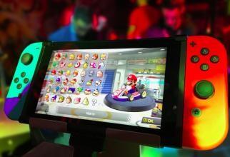 Switch s-a vândut în ultimele trei luni ale anului 2020 în proporții record