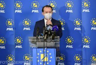 Premierul României, Florin Cîțu, a vorbit despre incidența Covid-19 în țară