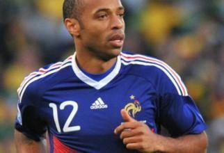 Thierry Henry s-ar putea întoarce în Anglia ca antrenor al unei echipe de ligă secundă