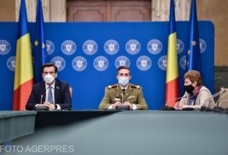Gheorghiță a făcut public programul pentru vaccinarea cadrelor didactice
