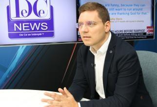 Victor Negrescu Foto: Crișan Andreescu