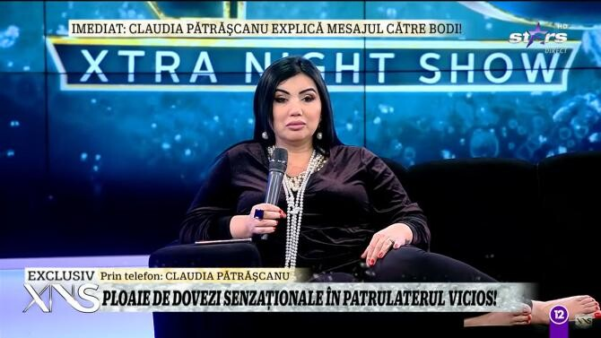 Sursa foto: captură video Xtra Night Show - Antena Stars