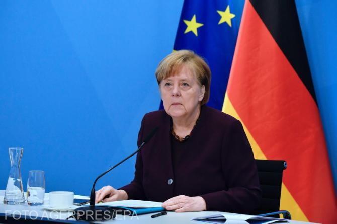 Angela Merkel: Situaţia este gravă