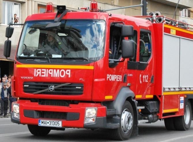 Alarmă de incendiu la SAIFI