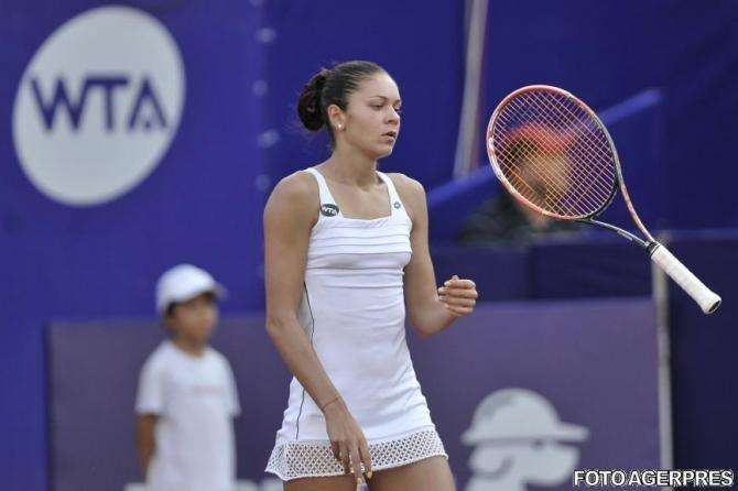 Andreea Mitu şi Raluca Olaru, învinse în turul al doilea al probei de dublu la Australian Open