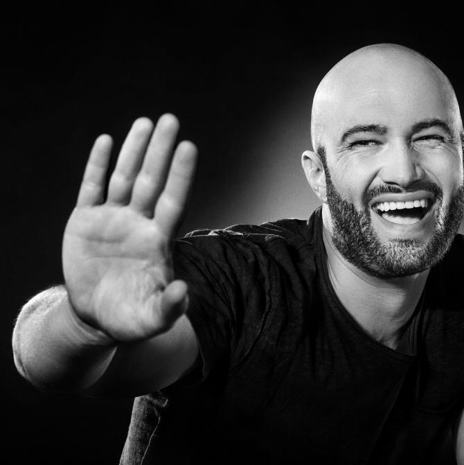 Astrograma lui Mihai Bendeac. Ce spun astrele despre viitorul celebrului actor  /  Sursă foto: Facebook Mihai Bendeac