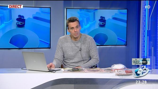 Sursa foto: captură video din emisiunea În Gura Presei, de la Antena 3