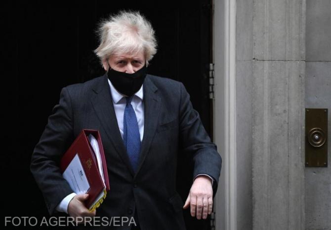 Boris Johnson: SUA au revenit în poziţia de lider al lumii libere