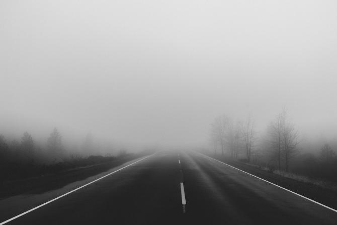 ANM a emis un cod galben de ceaţă. Sursa: Pixabay