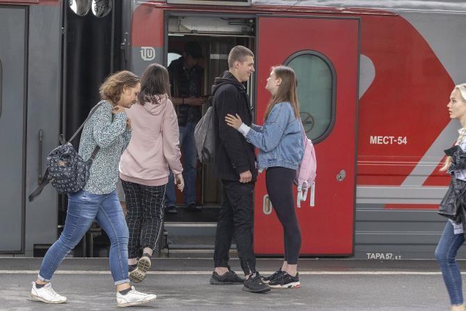CFR Călători a suplimentat capacitatea trenurilor care se întorc din destinațiile de vacanță  /  Sursă foto: Pixbay