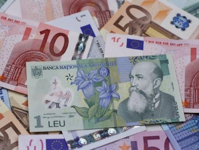 Curs valutar 25 februarie 2021. Leul s-a apreciat față de euro