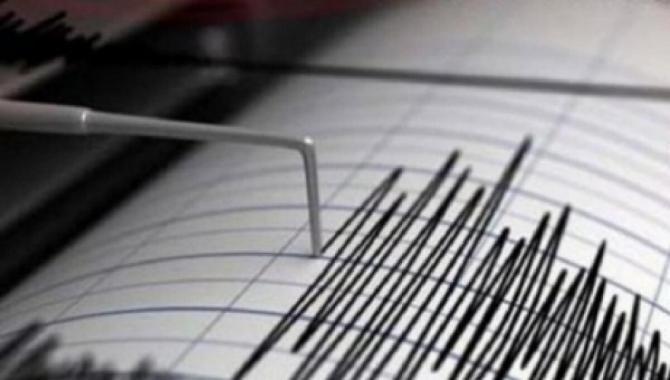 Cutremur de 3,3 pe Richter produs în Vrancea