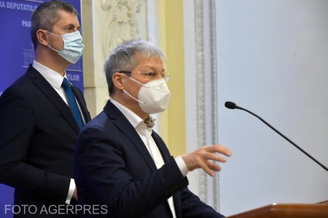 Dacian Cioloș, supărat la Digi 24