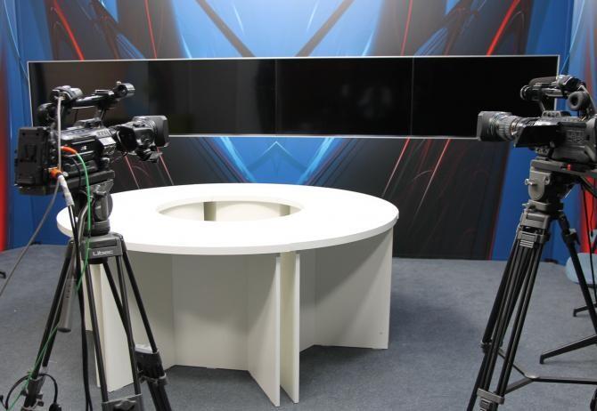 foto studio TV dcnews
