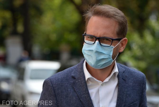 Dominic Fritz: Ionuț Nasleu a fost demis de la conducerea Piețe SA