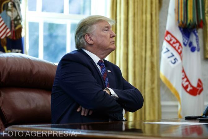 Donald Trump, acuzat de un act de trădare fără precent de procurorii democraţi din Congres