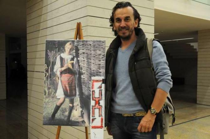 Dorin Negrău, designerul român care l-a celebrat pe Constantin Brâncuși! A dus broderiile de la Tismana, pe podium la New York Fashion Week - video