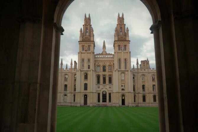 Universitatea din Oxford / Imagine de Meatle de la Pixabay