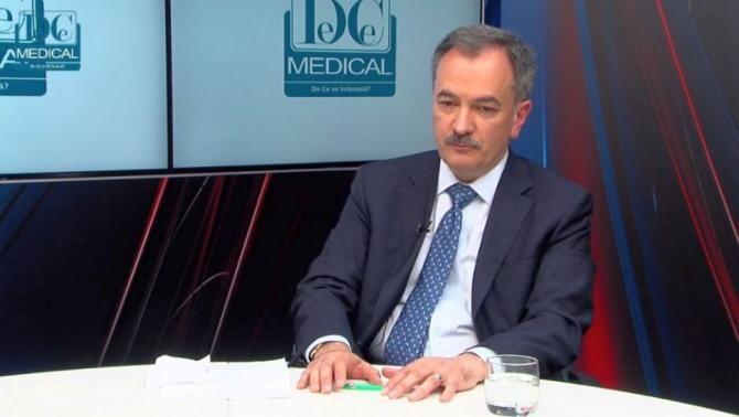 Domnul profesor Gheorghe este gastroenterolog și endoscopist în același timp, a fost recent președintele Congresului societății Române de Coloproctologie, congres național cu participare internațională importantă de altfel, ca atare emisiunea va fi un bun