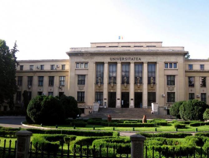 Facultatea de Drept a Universității București