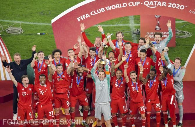 Bayern a egalat recordul unic deținut de Barcelona