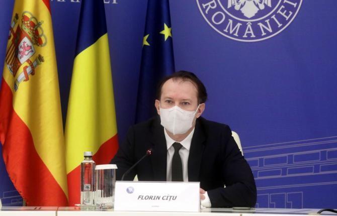 Bogdan Chirieac, reacţie după ce Cîţu a trimis corpul de control la Ministerul Economiei. Sursa: Guvernul României