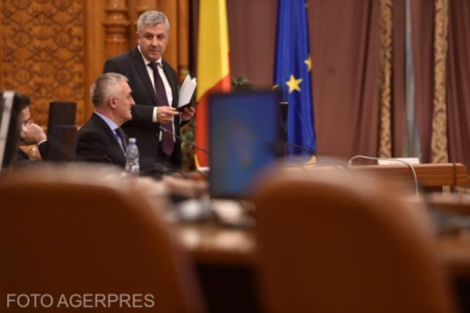 Codrin Ştefănescu l-a acuzat pe Florin Iordache de trădare