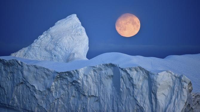 Forme misterioase de viață au fost descoperite sub gheața din Antarctica. Similitudine cu peștera Movile din România  /  Sursă foto: Pixbay