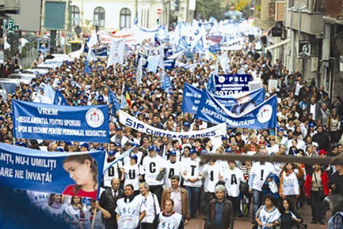Simion Hancescu: 2021, un an al revoltelor de stradă